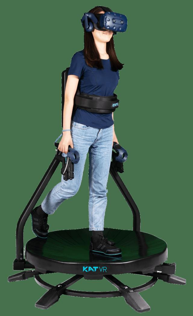 歩行型VR KATVRとは?